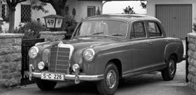 车史上的9月30日 凤凰牌轿车正式投产