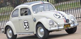 86,250美金 原版甲壳虫Herbie被拍卖