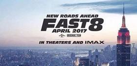 《速8》发海报 定档2017年4月14日上映