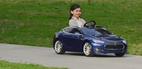 售价499美元 特斯拉推出儿童电动汽车