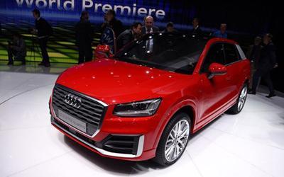 日内瓦体验奥迪Q2 正式进军小型SUV市场