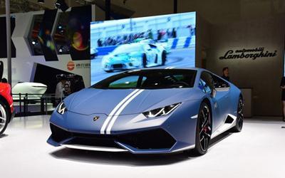北京车展:Huracan 610-4特别版