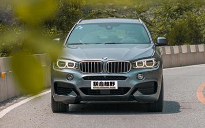 BMW的诚意X6 xDrive 50i 享受驾驶