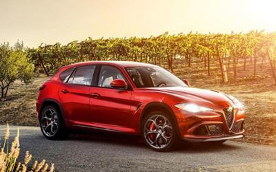 阿尔法罗密欧首款SUV定名 11月首发