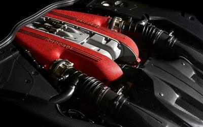 搭V12自吸发动机 法拉利F12继任者消息