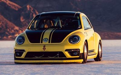 世界上最快的甲虫LSR 330km / h