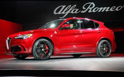 阿尔法·罗密欧SUV将入华 使用法拉利平台