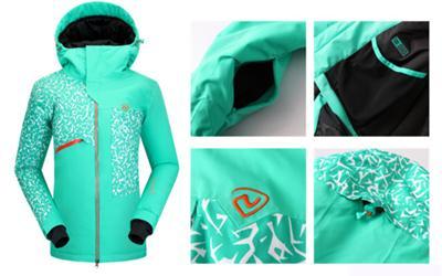 NORTHLAND滑雪服全新打造 助力完美滑雪体验