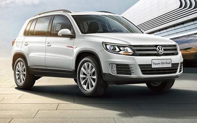 途观丝绸之路版增1.8T车型 售21.18万起