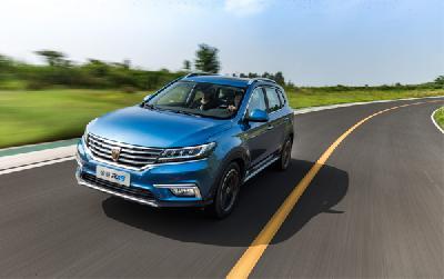 荣威RX5勇夺新车月销第一 持续热销全面领先合资品牌