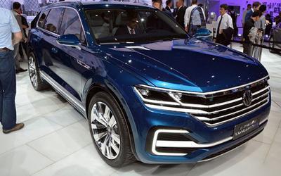 全新途锐增VR6发动机 有望年底引入国内