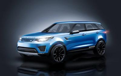 今年3月亮相 路虎新车命名为揽胜Velar