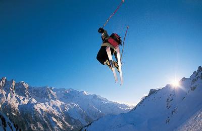 高山滑雪转弯技术五项基本原则