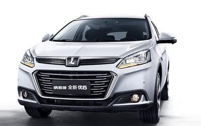4月19日上市 纳智捷新款优6 SUV官图发布