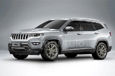 Jeep全新大瓦格尼假想图 或2019年亮相