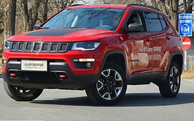 自吸+四驱才能叫SUV!体验Jeep指南者