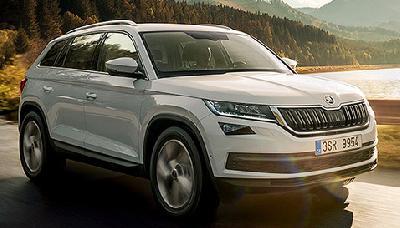 2017新款斯柯达SUV 国产纯电动SUV或4月亮相