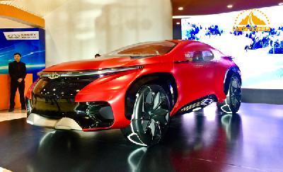 2017奇瑞之夜:瑞虎7 SPORT上市 轿跑型SUV首秀