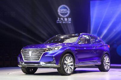中国品牌SUV的未来长什么样?看看各家概念车就知道了