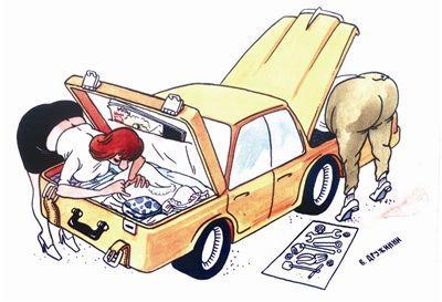 汽车长期停驶也需养护 小心发动机故障