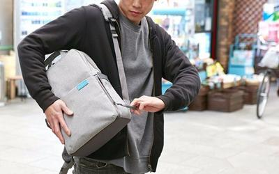 OFF-TOCO摄影背包 双容纳空间让你的户外摄影更轻松