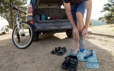 ADVENTURE足垫有了它,还怕什么脏了脚或者湿了足