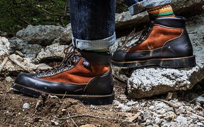 户外潮人的选择DANNER LIGHT LOVEJOY 登山靴