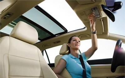 买车要天窗 其真正的用途到底在哪儿呢