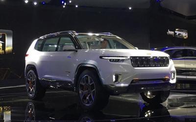 曝Jeep全新一代自由侠渲染图 明年亮相