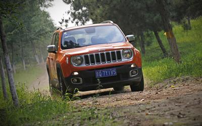 有个性更要有实力 评测广汽菲克Jeep自由侠四驱版