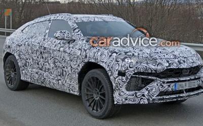 定名URUS 兰博基尼全新SUV 12月4日发布