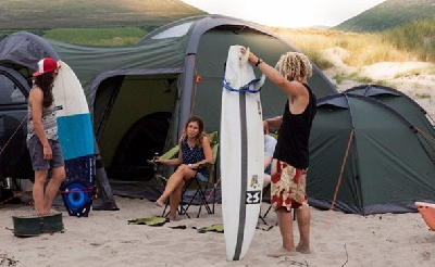 Crua Clan模块化帐篷 外出野营也能有超豪华套间
