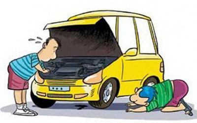 """懂得一点爱车""""电""""常识 行车安全放心"""