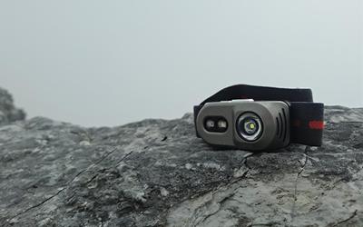KLARUS凯瑞兹Titanium H1A头灯登顶哈巴雪山