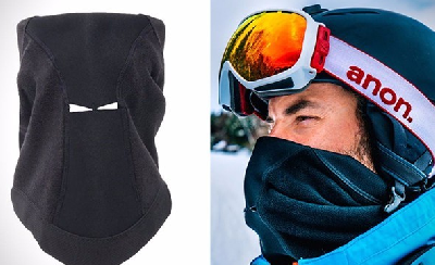 SkiBonez滑雪面罩 靠颜值的你就得备一款