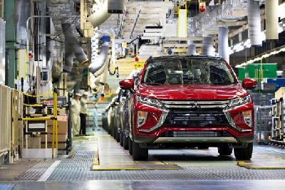 三菱全球年产量将提升至150万辆 在华车身产量激增70%