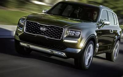 起亚将推全新大型SUV 外观霸气/使用3D打印技术
