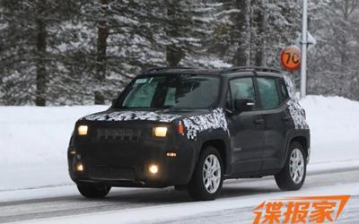 新增轻混动版本 Jeep新款自由侠新消息