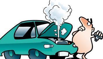汽车冒烟勿惊慌 三种颜色辨烟雾的种类