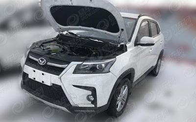匹配6MT变速箱 曝幻速S5 1.6L新增车型