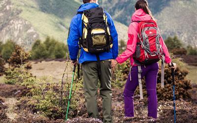 户外服装漫谈:四季户外旅行服装穿衣参考