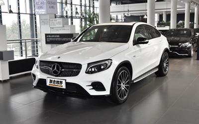 奔驰GLC AMG热销中 购车降2.5万