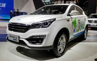 2018北京车展:华泰圣达菲5 XEV480