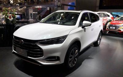 2018北京车展:新唐燃油版预售价15-18万