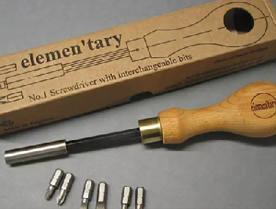 ELEMENTARY DESIGN螺丝起子 户外必备实用工具
