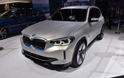 中国生产出口欧美 宝马iX3 2020年量产