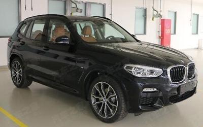 丰富车系 国产宝马X3 28i车型申报图