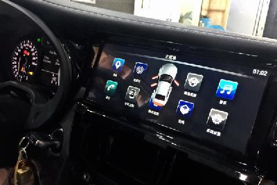 英菲尼迪QX30改装实录:给爱车换装大屏 您准备好了吗