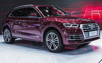 再次成为中型豪华SUV标杆 全新奥迪Q5L亮点解析