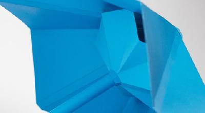 去你的钢管 Parallelogr折纸伞没有伞骨也是可以的